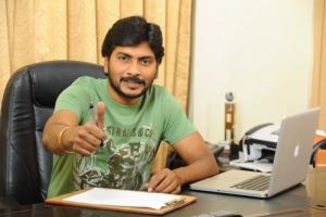Racha Movie Director Sampath Nandi Stills