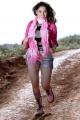 Racha Tamanna Stills in Pink Dress