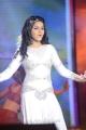 Actress Rachana Maurya Hot Dance Stills @ Varna Audio Launch