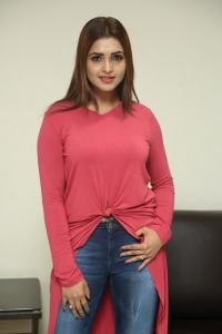 Sanchita Padukone @ Rachayitha Movie Press Meet Stills