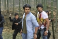 Ram Charan, Ajmal Ameer in Rachcha Movie Stills