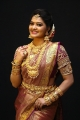 Actress Rachitha Mahalakshmi Cute Saree HD Images