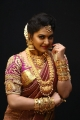 Actress Rachitha Mahalakshmi Silk Saree HD Images