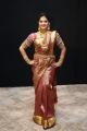 Actress Rachitha Mahalakshmi Silk Saree HD Images
