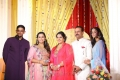 Thulasi Nair, Karthika Nair, Vignesh @ Radha Rajasekaran Nair 25th year Wedding Anniversary