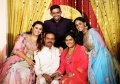 Actress Radha Family @ 25th Wedding Anniversary Stills