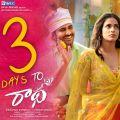 Sharwanand, Lavanya Tripathi in Radha Movie Release Wallpapers