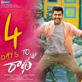 Actor Sharwanand in Radha Movie Release Wallpapers
