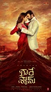 Prabhas, Pooja Hegde in Radhe Shyam Movie First Look Posters HD