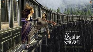 Prabhas Pooja Hegde Radhe Shyam Latest Posters HD