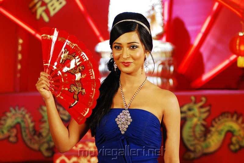 Yuvakudu Movie Heroine Radhika Pandit Hot Photos