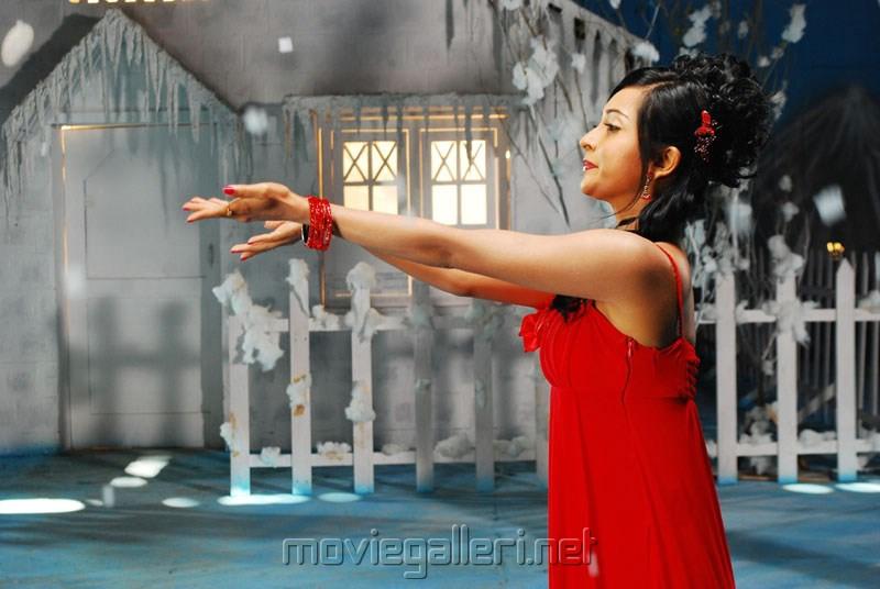 Actress Radhika Pandit Hot Photos in Yuvakudu Movie