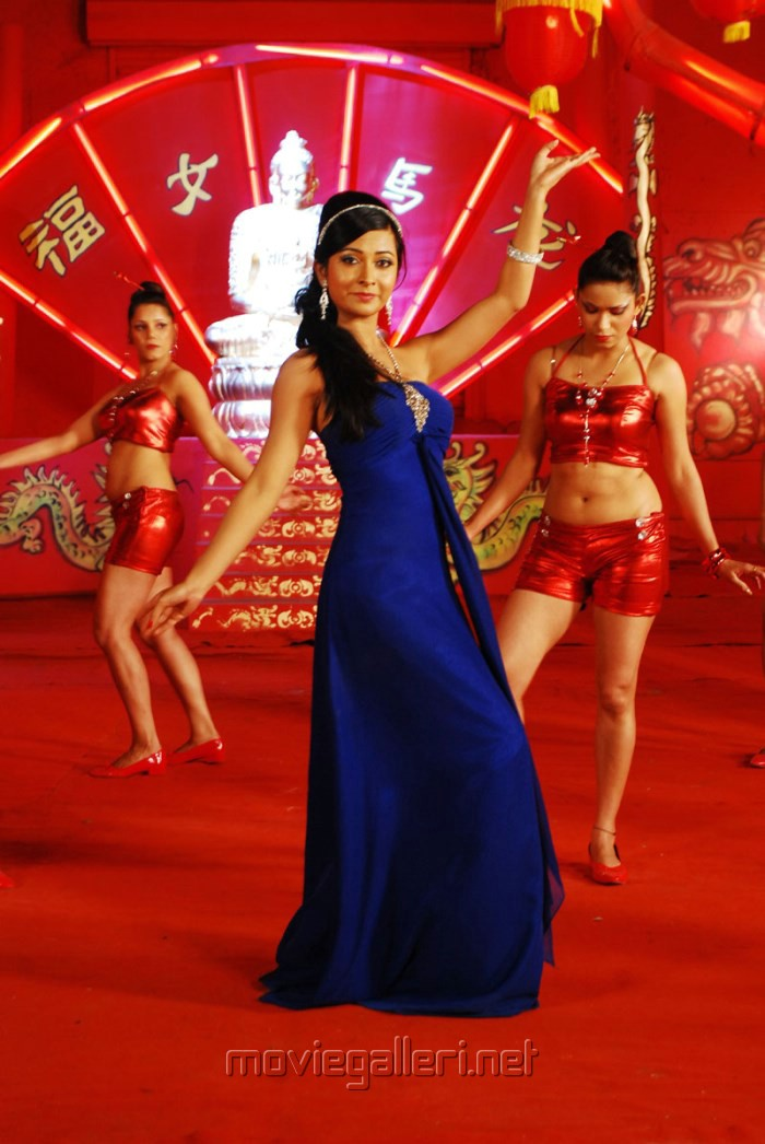 Actress Radhika Pandit New Photos