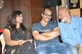 Kousalya, Ramajogayya Sastry @ Radio Mirchi Music Awards 2014 Press Meet Stills