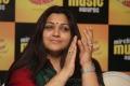 Actress Kushboo at Radio Mirchi Music Awards 2012 Press Meet Stills