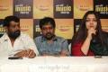 Vasanth, N.Lingusamy, Kushboo at Radio Mirchi Music Awards 2012 Press Meet Stills