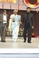 S Janaki, Kamal Hassan @ Mirchi Music Awards South 2014 Function Stills