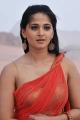 Ragada Anushka Hot Spicy Saree Stills