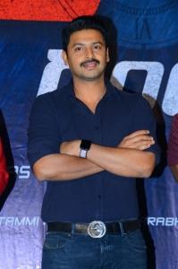 Actor Sriram @ Ragala 24 Gantallo First Look Launch Photos