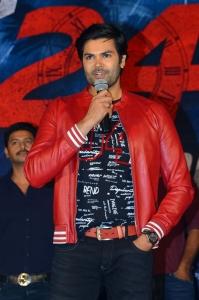 Ganesh Venkatraman @ Ragala 24 Gantallo First Look Launch Photos