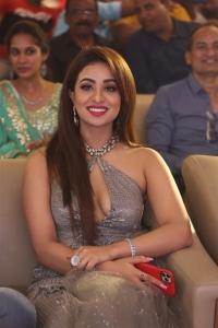 Musskan Sethi @ Ragala 24 Gantallo Movie Pre Release Event Photos