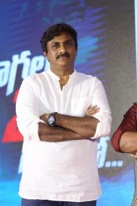 Raghu Kunche @ Ragala 24 Gantallo Movie Pre Release Event Photos