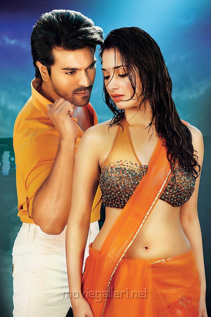 Picture 186562 Ram Charan Tamanna In Ragalai Movie