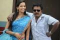 Sanjana Singh, Karunas in Ragalaipuram Movie Photos