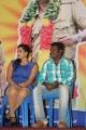 Sanjana Singh, Karunas @ Ragalaipuram Trailer Launch Photos