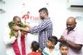 Actor Raghava Lawrence Inaugurates Flamingo Tour & Travels Photos