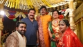 Singer Mano @ Raghu Kunche Daughter Wedding Photos
