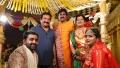 Singer Mano @ Raghu Kunche Daughter Wedding Photos