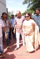Krishna, Vijaya Nirmala at Raghupathi Venkaiah Naidu Movie Opening Stills