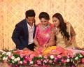 Aishwarya Dhanush @ Rahul Sridevi Vijayakumar Baby Rupikaa Naming Ceremony Photos