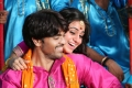 Mangam Srinivas, Aksha Pardasany in Rai Rai Movie Stills