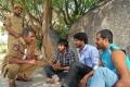 Banarjee,Jayanth,Sandeep,Shiva in Railway Station Movie Stills