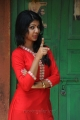 Telugu Heroine Vaishnavi Stills at Railway Station Press Meet