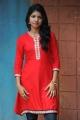 Vaishnavi Photoshoot Stills in Red Dress