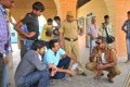 Krishna Maya, Banarjee at Railway Station Working Stills