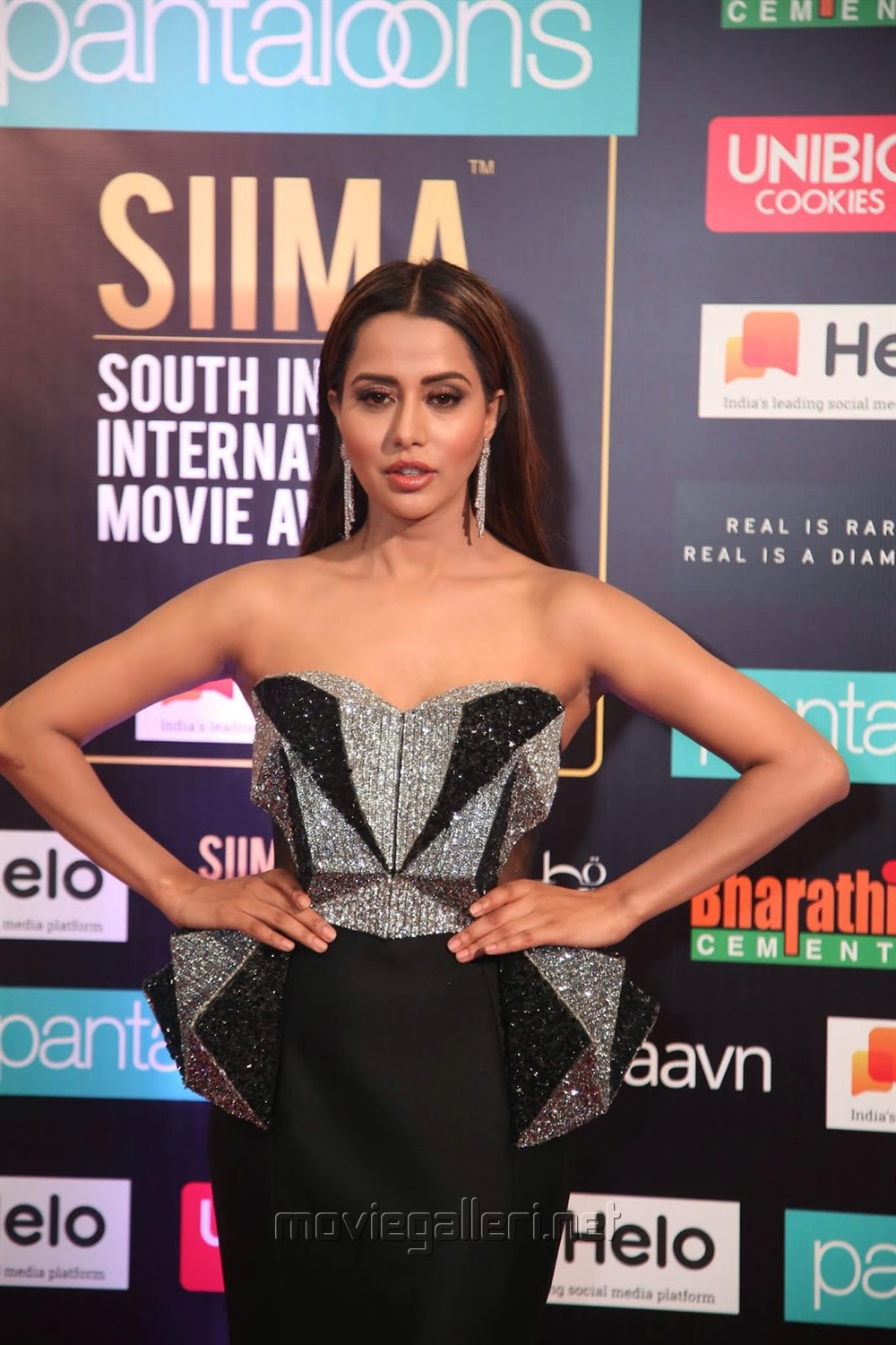 Actress Raiza Wilson Photos @ SIIMA Awards 2019 Day 2