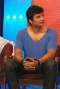 Tamil Actor Jeeva at Mudhalvan Awards 2012 Event Stills