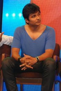 Actor Jeeva at Raj TV Mudhalvan Awards 2012 Event Stills