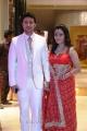 Actor Raja Amrita Vincent Wedding Reception Photos