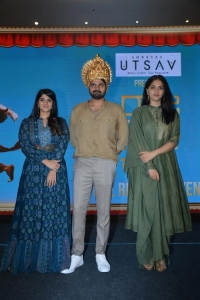 Megha Akash, Sree Vishnu, Sunaina @ Raja Raja Chora Pre Release Event Photos