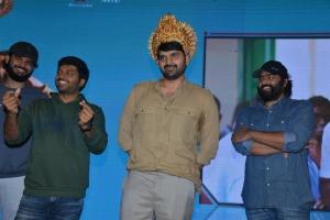 Anil Ravipudi, Sree Vishnu, Nara Rohit @ Raja Raja Chora Pre Release Event Photos