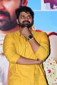 Actor Sree Vishnu @ Raja Raja Chora Success Celebration Photos