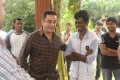 Kamal, Atlee at Raja Rani Movie First Shoot Launch Stills