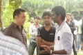Kamal, GV Prakash, Atlee at Raja Rani Movie Launch Stills