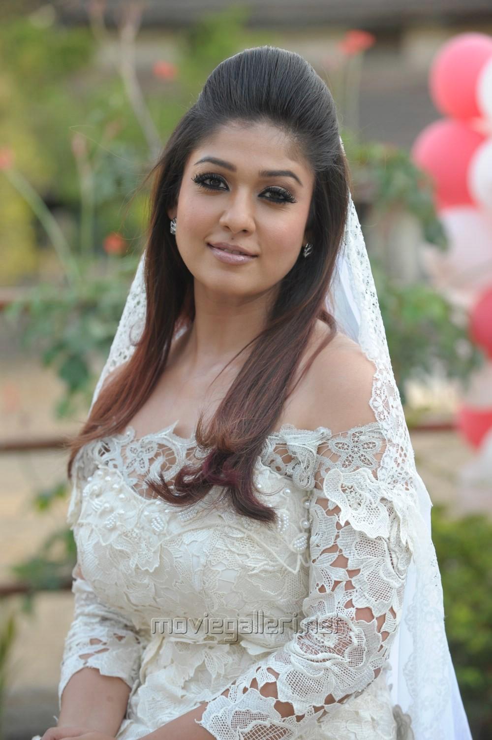 Picture 672685 Actress Nayanthara In Raja Rani Movie New