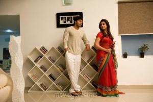 Arya, Nayanthara in Raja Rani Movie Pictures